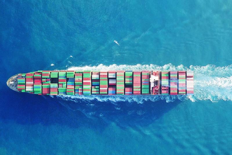 spedizioni internazionali marittime